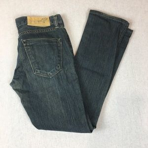 Loomstate Jeans Size 29 Straight Leg Medium Wash